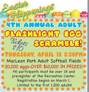 Flashlight Scramble
