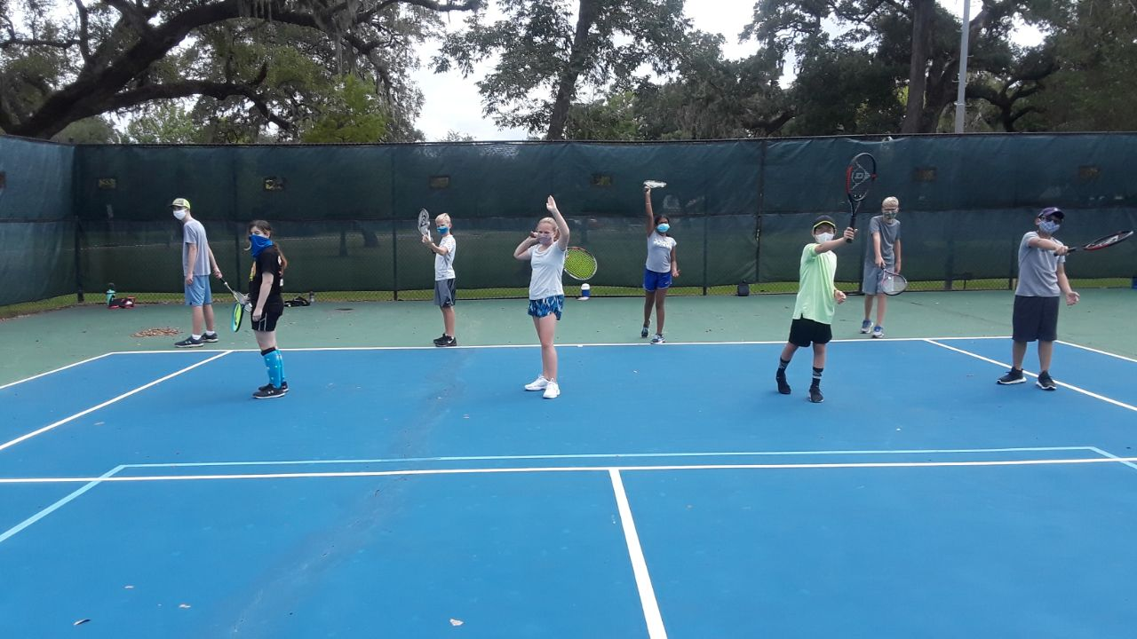USPTA Tennis Camp