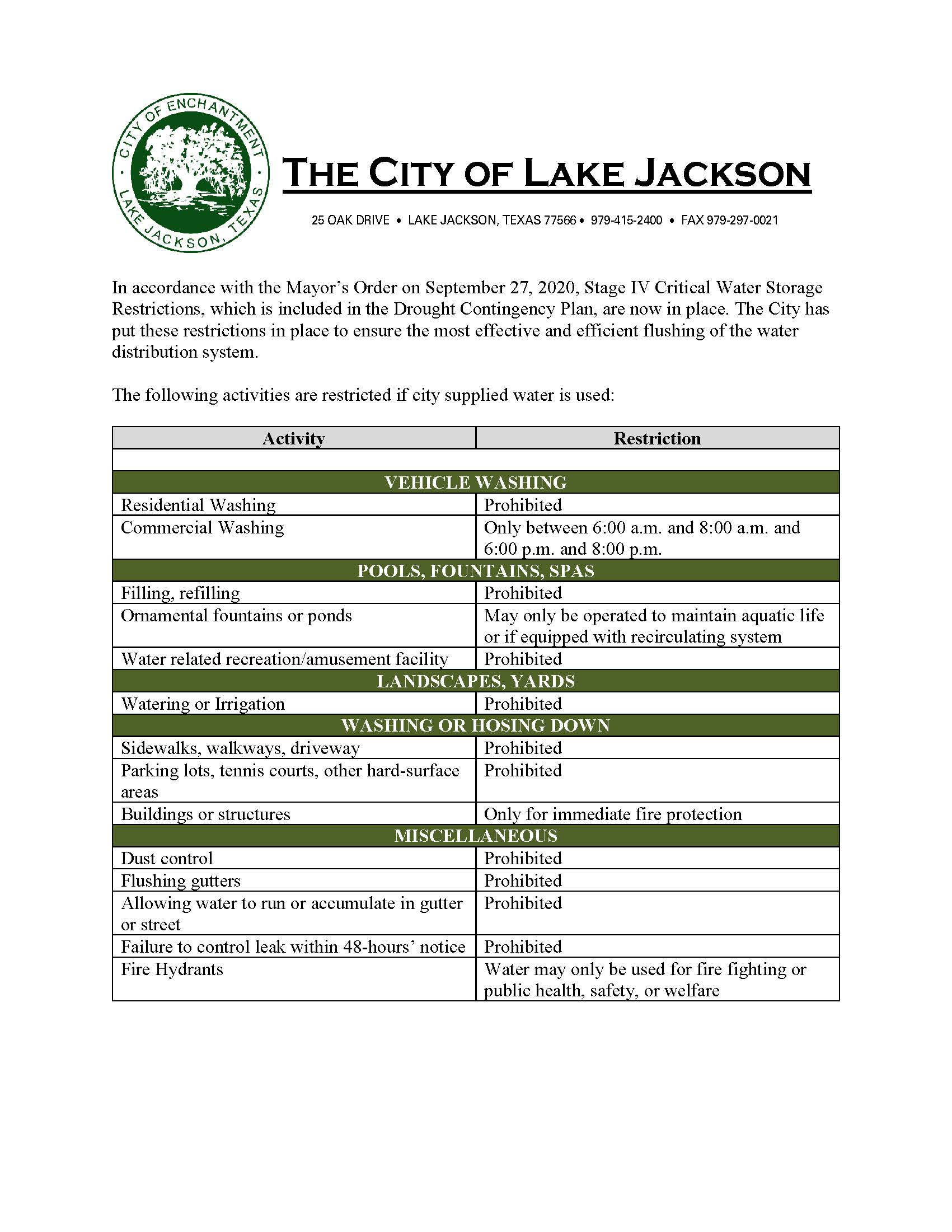 Lake Jackson Tx Official Website Official Website